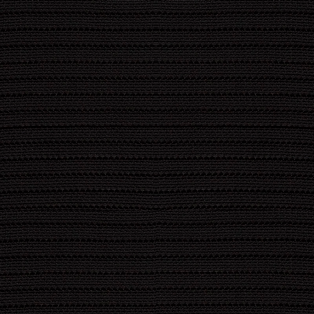 Solid Knit, Black