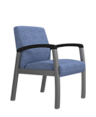 Aviera 21 inch guest chair metal