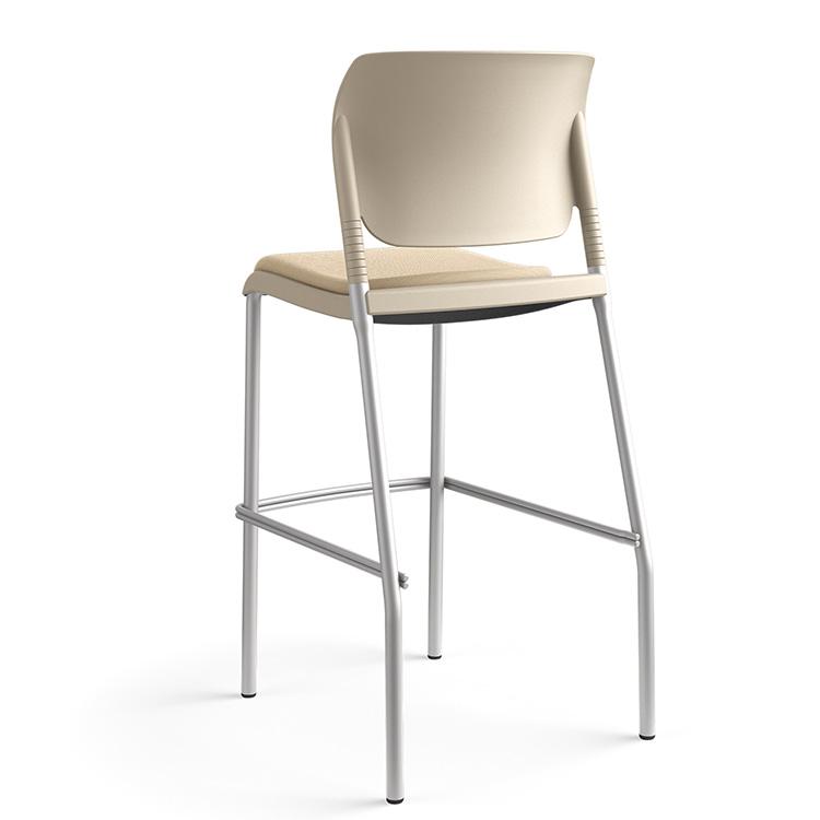 InFlex Multipurpose Chair amp Cafe Stool : inflexbarstoolbisquesilverframemaharamrove002sobaarmlessback from www.sitonit.net size 750 x 750 jpeg 41kB