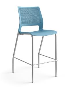 Lumin Multipurpose Stacking Chair Sitonit Seating
