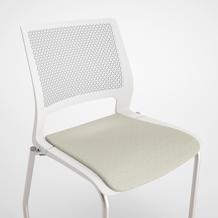 Lumin Multipurpose Stacking Chair Sitonit Seating