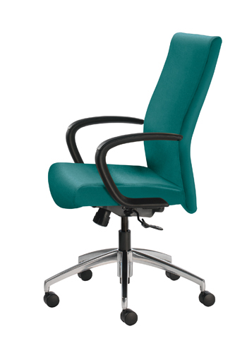 ReAlign Task Chair with Loop Arms