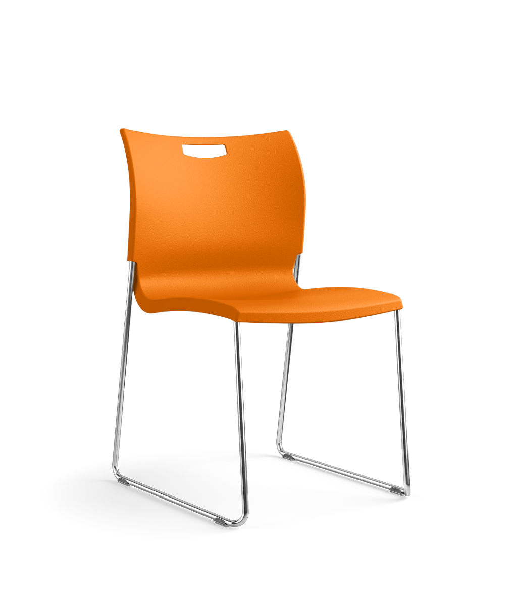 rowdy multipurpose stacking chair seating sitonit seating